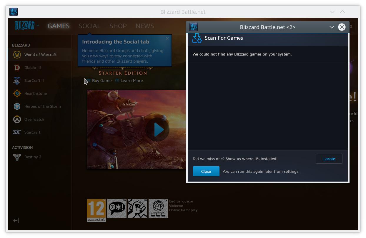 World Of Warcraft Battlenet Instal Fail Support Lutris Forums