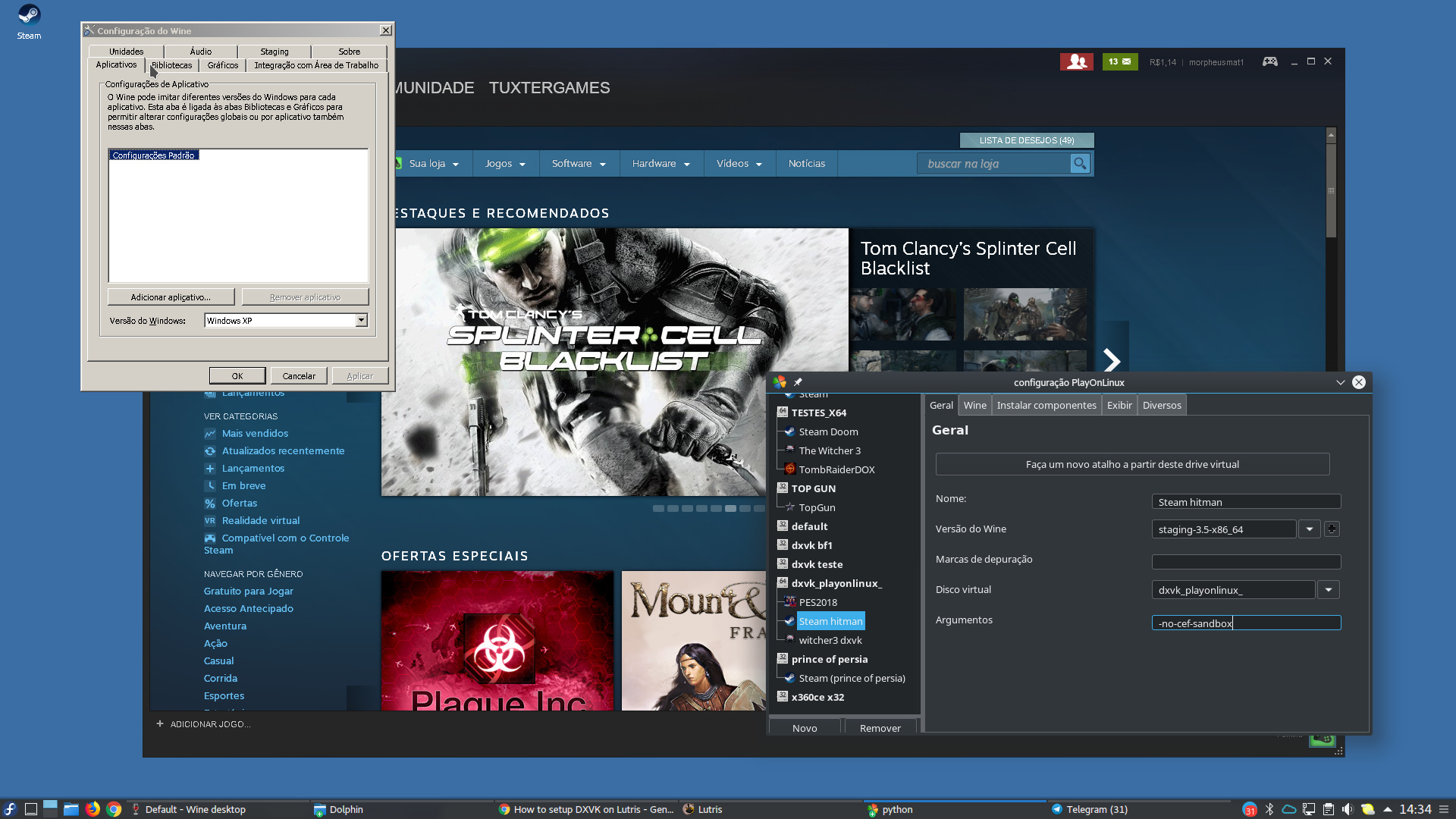 How to setup DXVK on Lutris - General Discussion - Lutris Forums