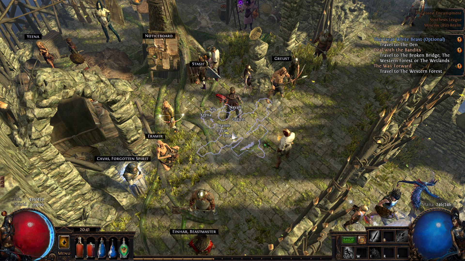 Path of Exile not opening - Support - Lutris Forums